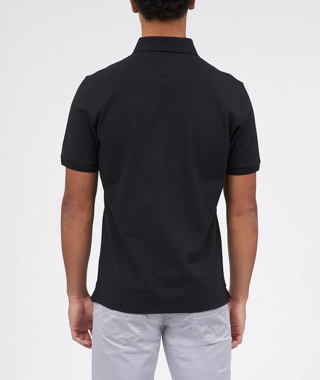 Percy Short Sleeve Pique Polo picture 2