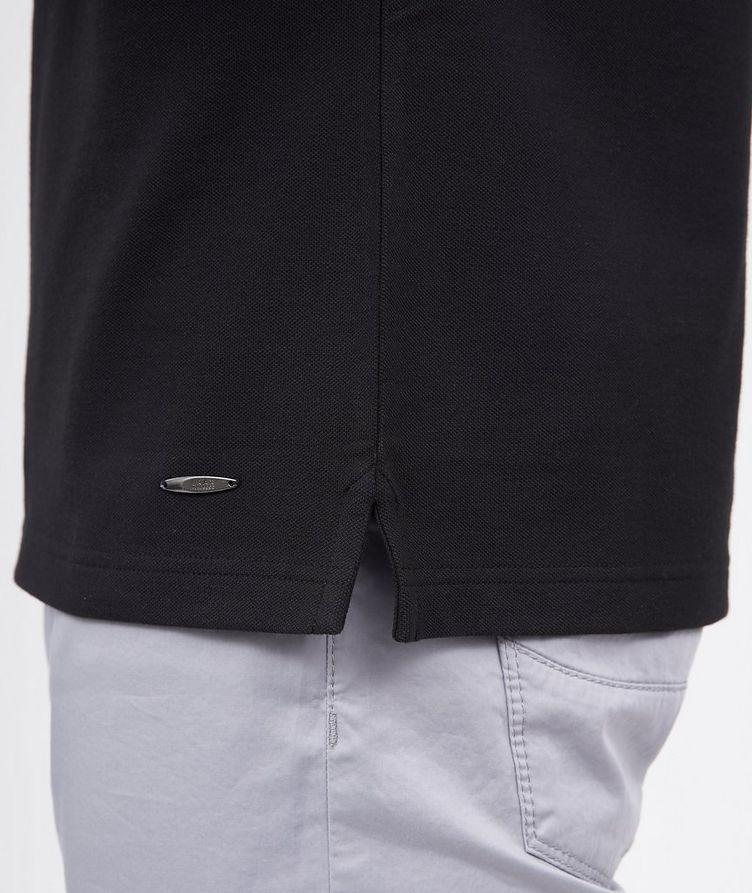 Polo Percy en tissu piqué à manches courtes image 3