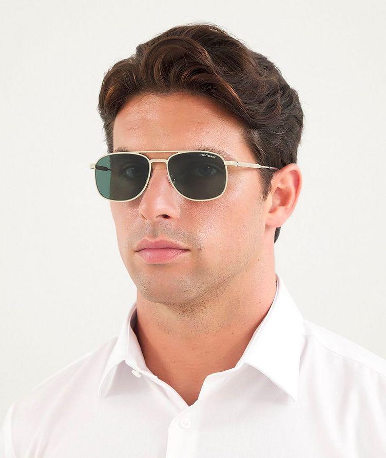 UV Protected Aviator Sunglasses image 0