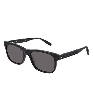 Montblanc UV Protected Havana Sunglasses