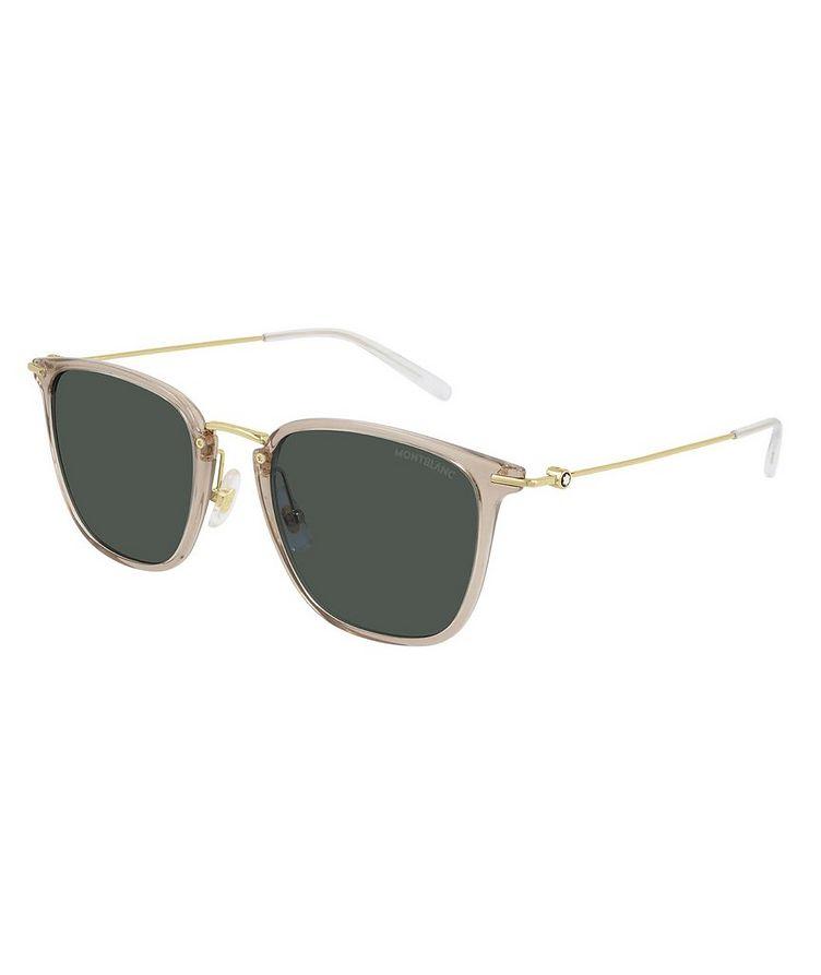 UV Protected Havana Sunglasses image 0