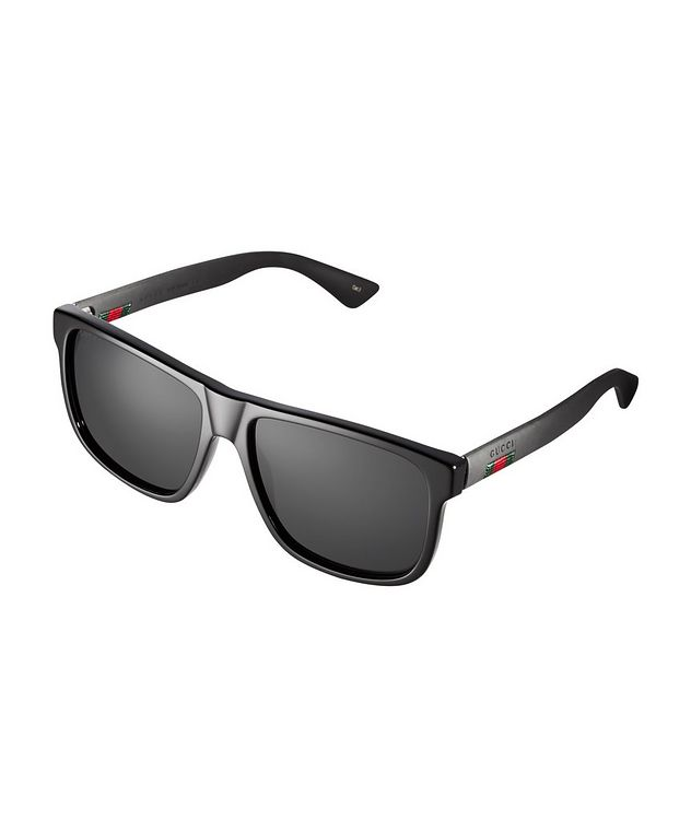 Ribbon Rectangle Sunglasses picture 1