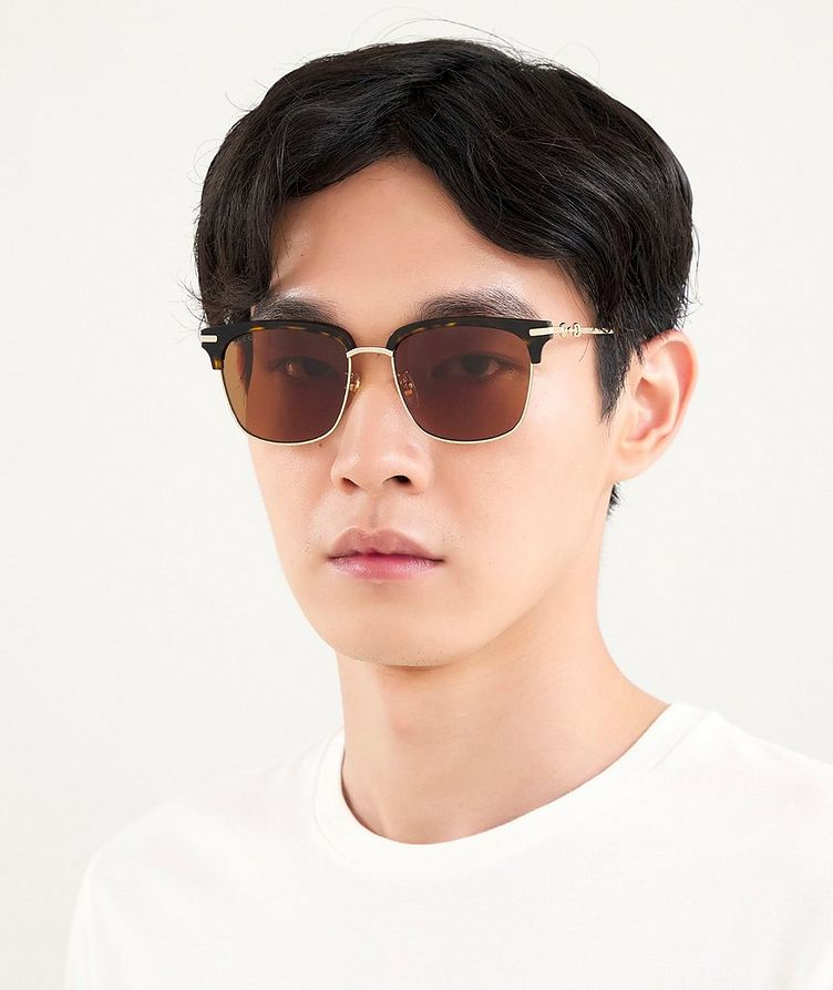 Clubmaster Sunglasses image 0