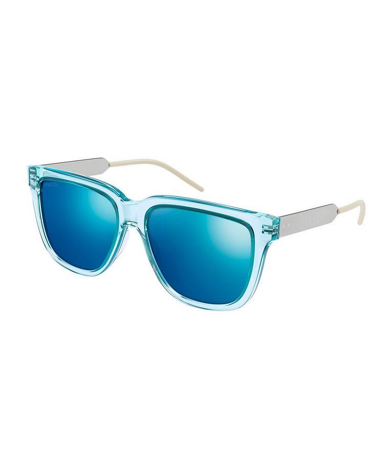 Transparent Sunglasses image 0