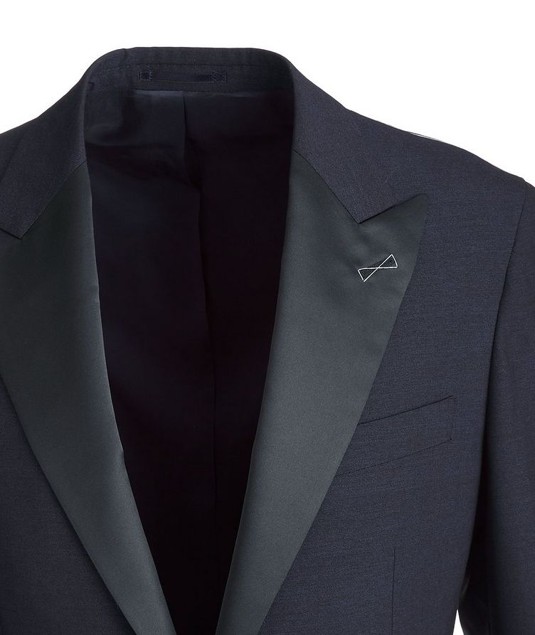 Wool-Silk Tuxedo image 1