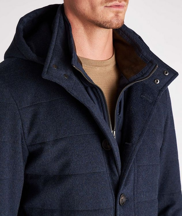 Orson Green Storm System Coat picture 4