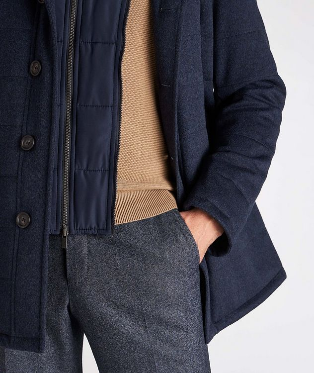 Orson Green Storm System Coat picture 6