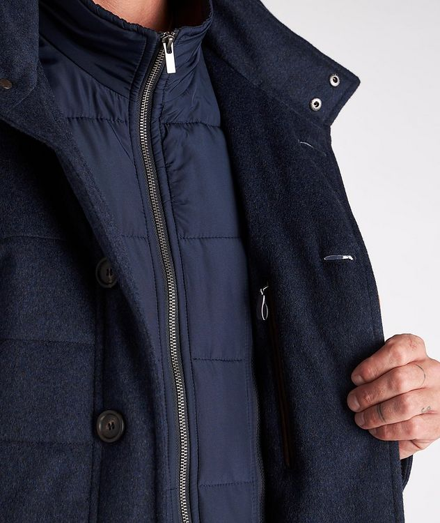 Orson Green Storm System Coat picture 7