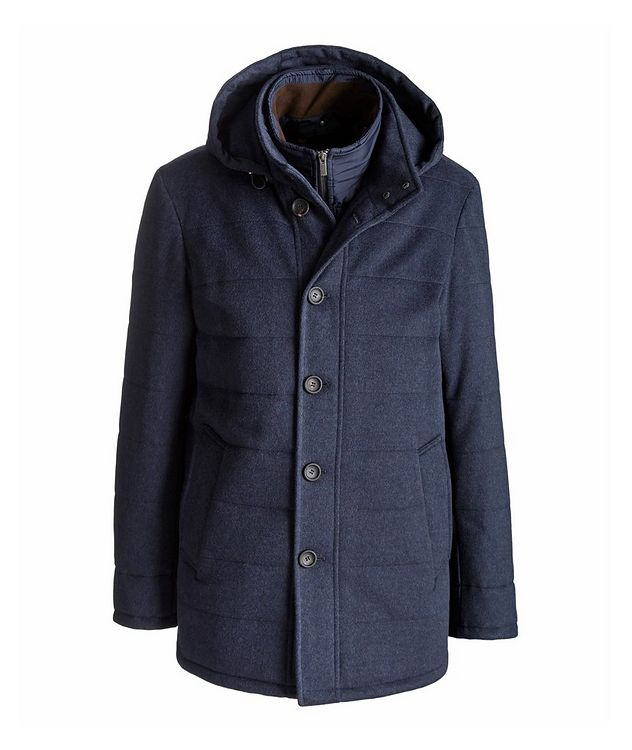 Orson Green Storm System Coat picture 1
