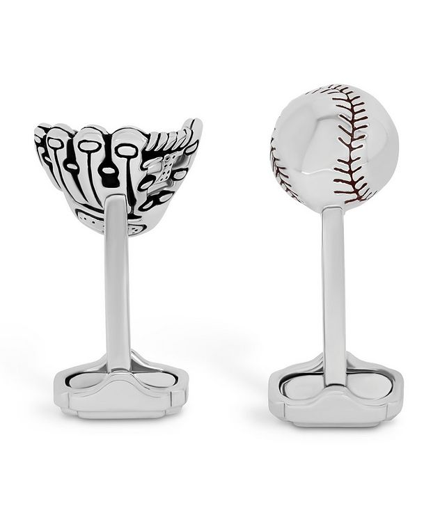 Baseball Cufflinks picture 2