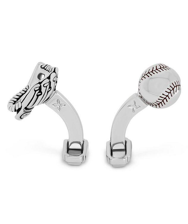 Baseball Cufflinks picture 3