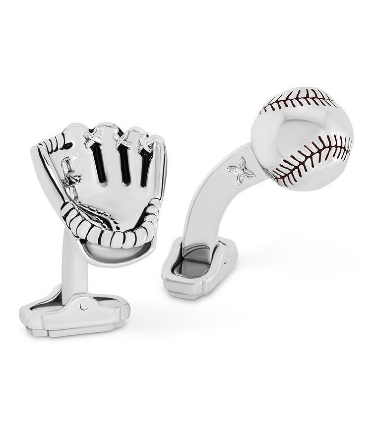 Baseball Cufflinks image 0