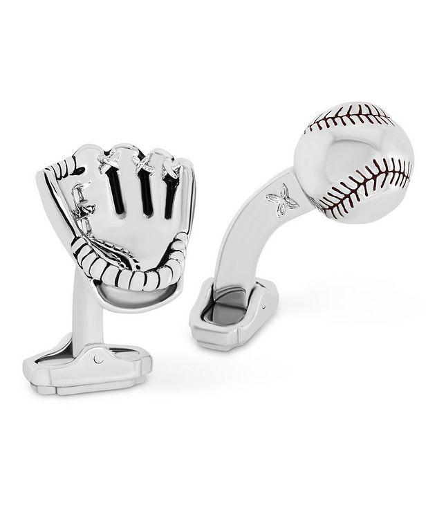 Baseball Cufflinks picture 1