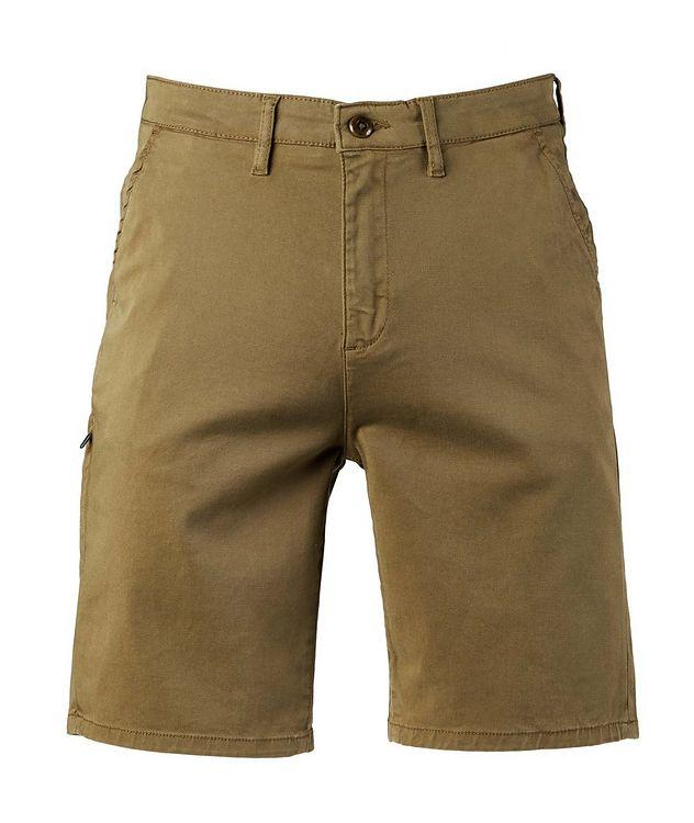 Live Lite Journey Tech-Cotton Shorts picture 1