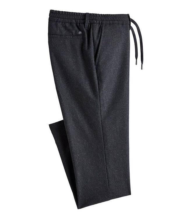 Ceramica Flannel Wool Pants picture 1