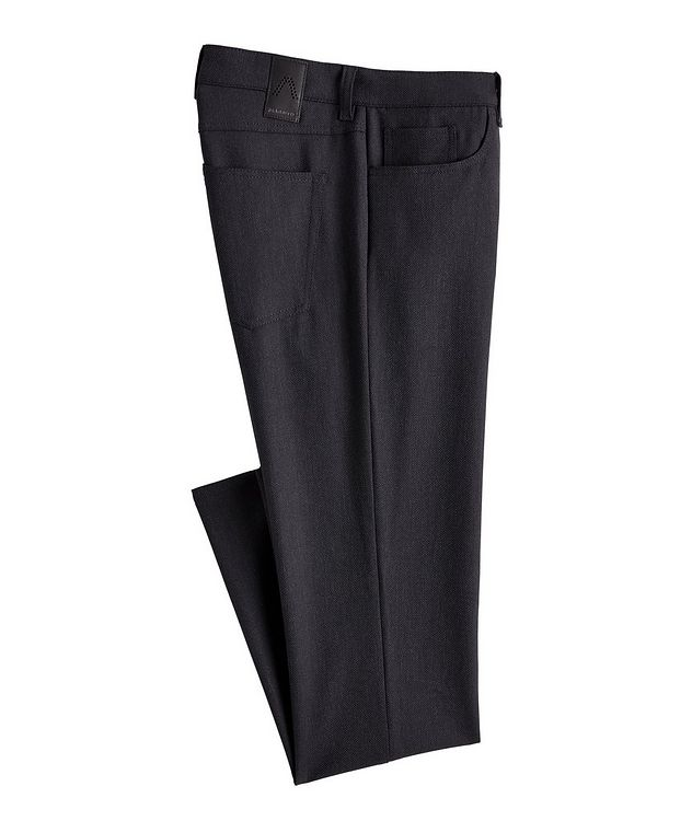 Ceramica Peacock Stretch-Tech Pants picture 1