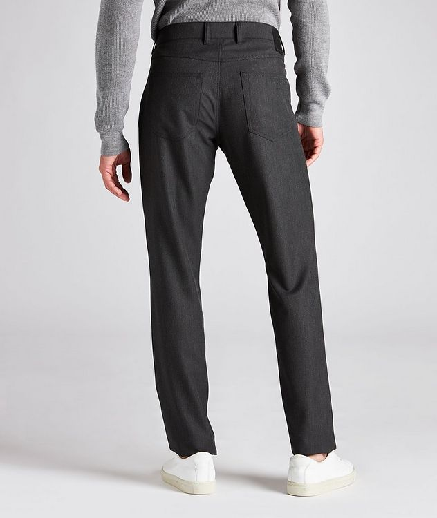 Ceramica Peacock Stretch-Tech Pants picture 3