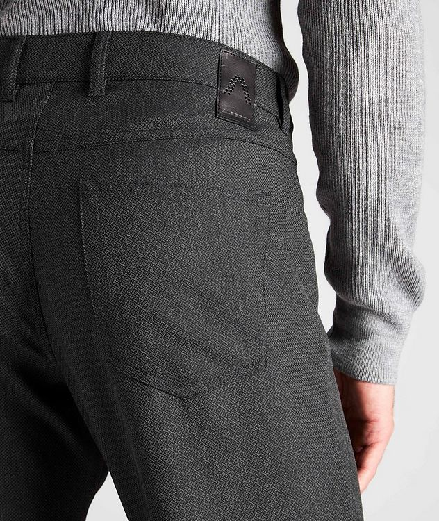 Ceramica Peacock Stretch-Tech Pants picture 4