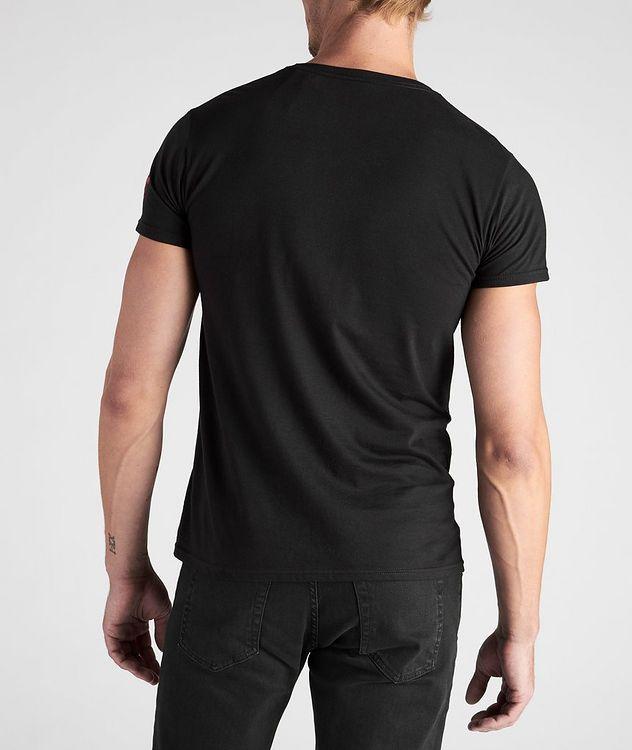 Emergency Villain Print Cotton T-Shirt picture 3