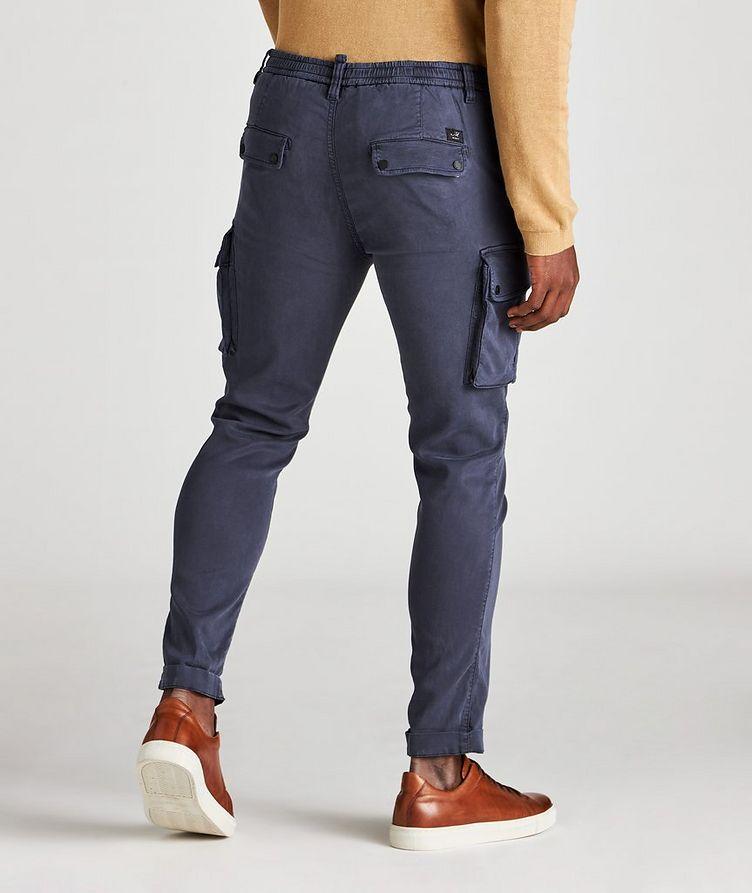Pantalon PF en lyocell et coton à poches cargo image 2