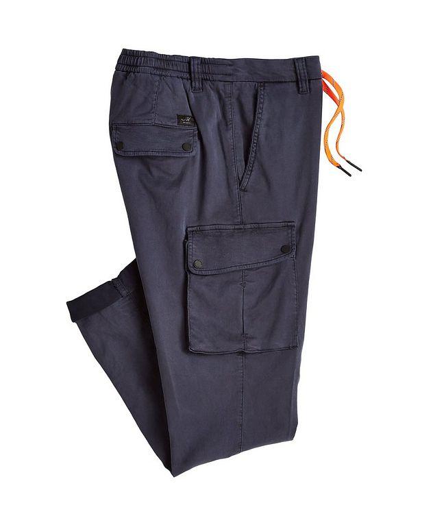 Pantalon PF en lyocell et coton à poches cargo picture 1