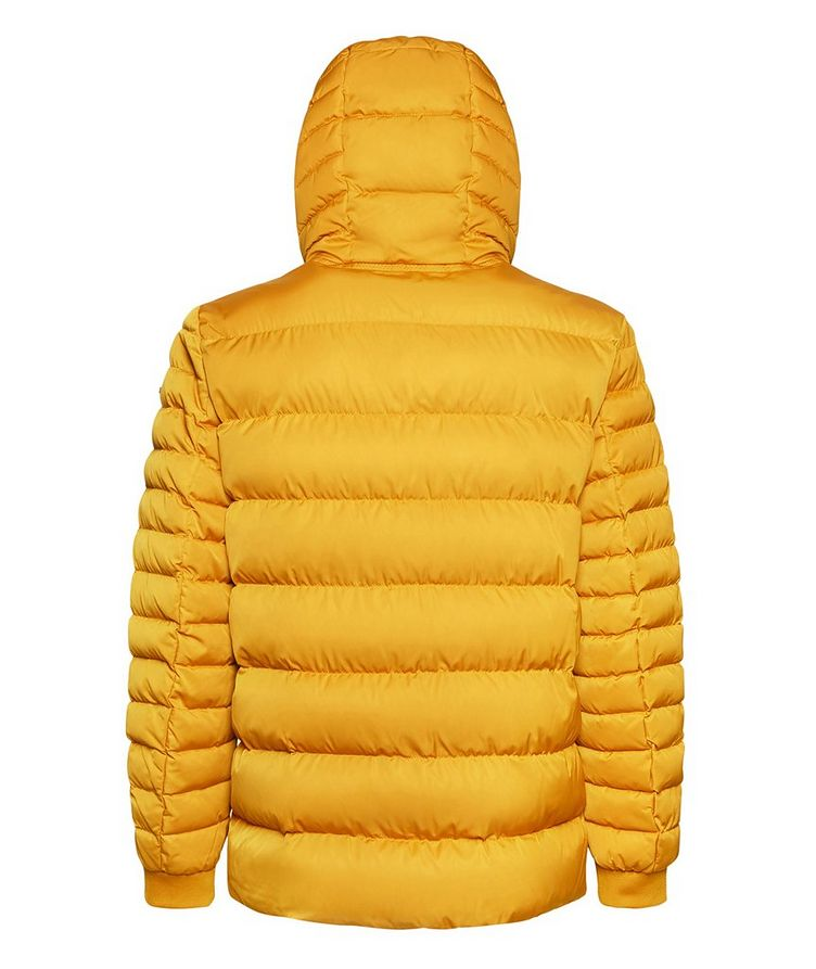 Colbyn Quilted Hooded Puffer Jacket image 1