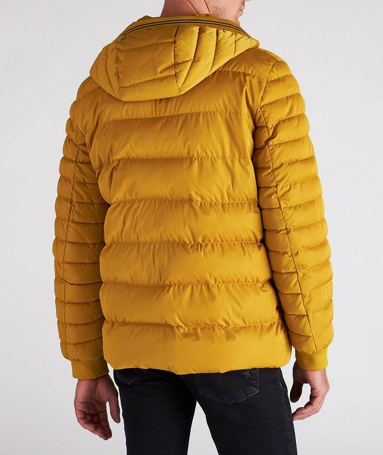 Colbyn Quilted Hooded Puffer Jacket image 4