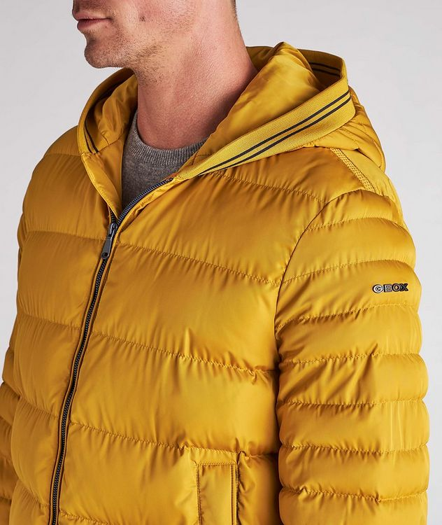 Colbyn Quilted Hooded Puffer Jacket picture 6