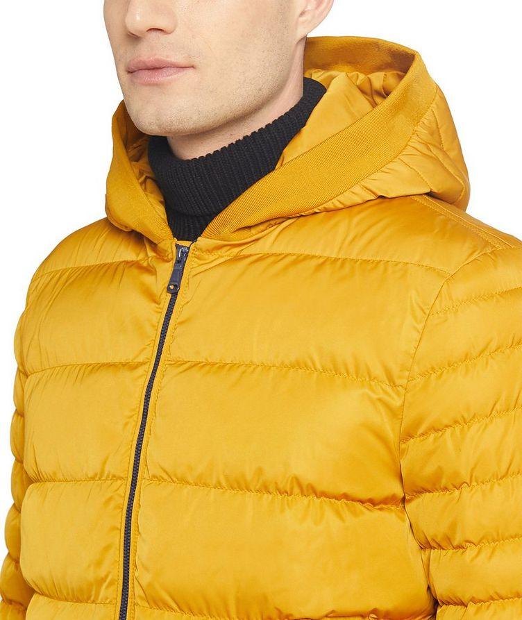 Colbyn Quilted Hooded Puffer Jacket image 6