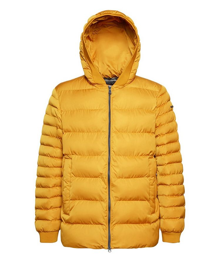 Colbyn Quilted Hooded Puffer Jacket image 0