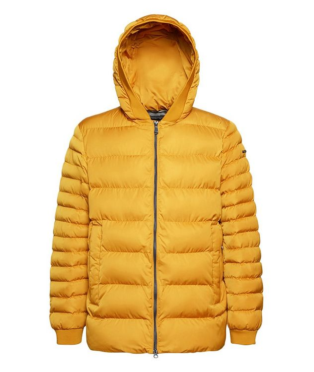 Colbyn Quilted Hooded Puffer Jacket picture 1