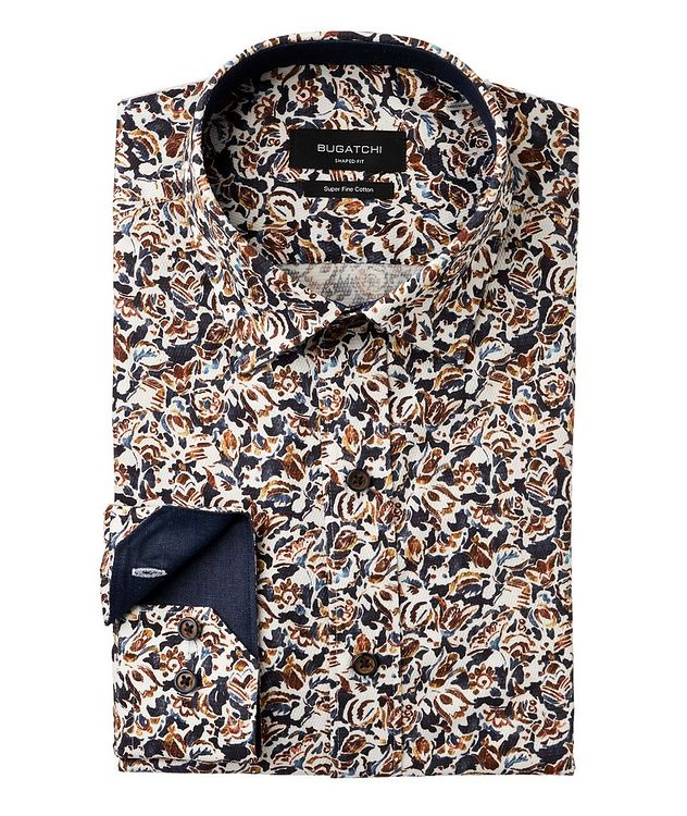 Printed Cotton Shirt picture 2