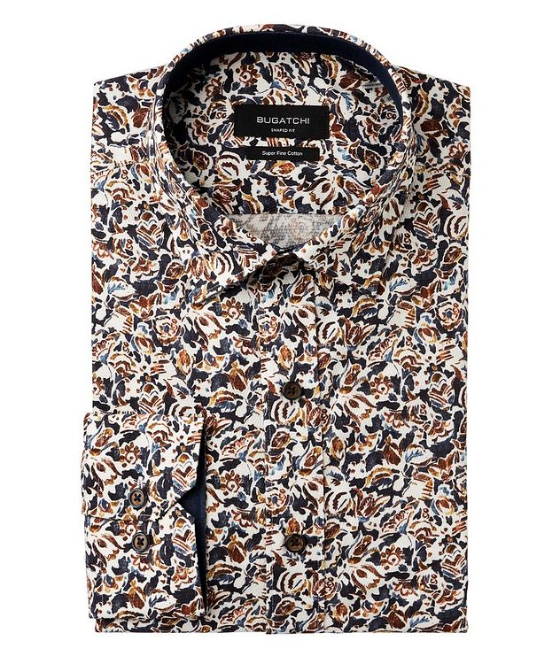 Printed Cotton Shirt picture 1