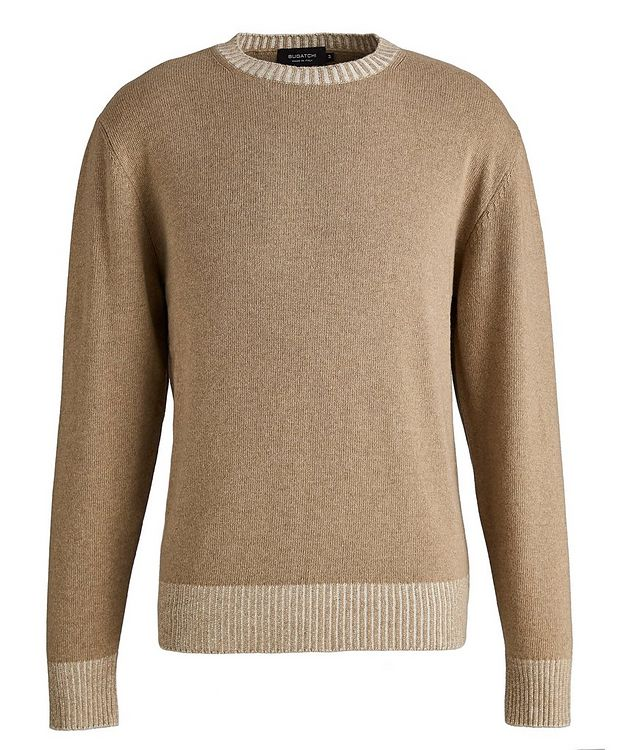 Wool-Blend Sweater  picture 1