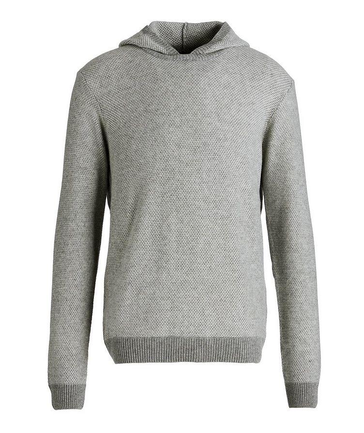 Hybrid Cashmere-Wool Hoodie image 0