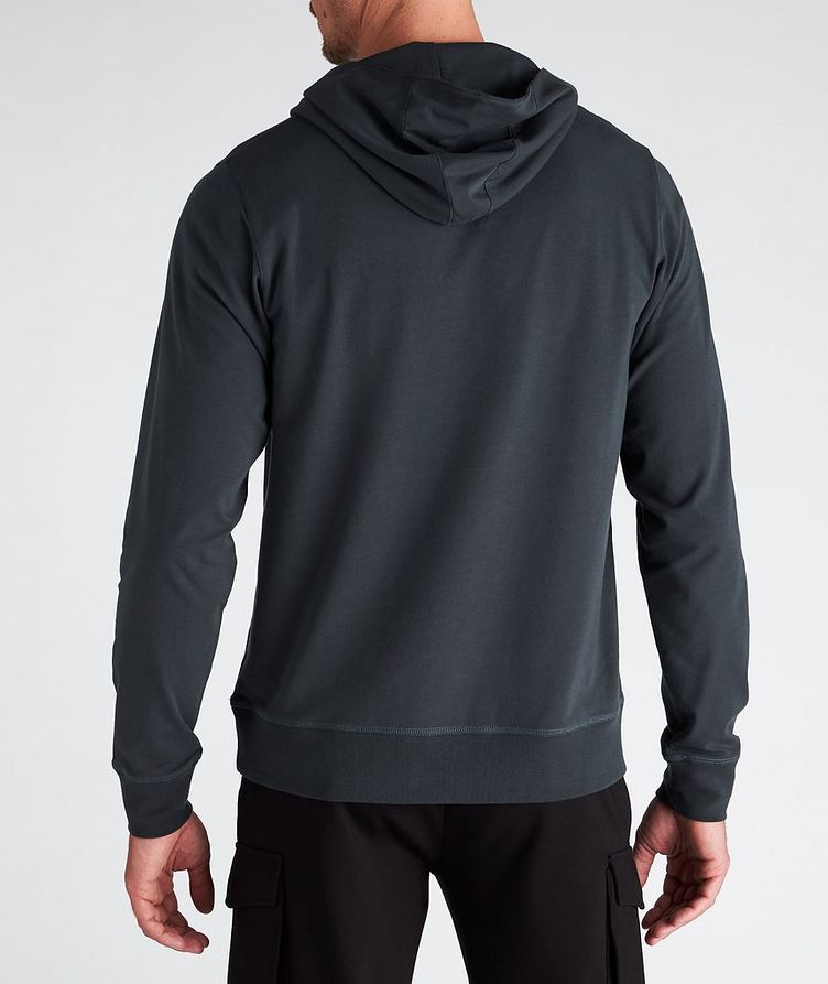 Stretch-Cotton Hoodie image 2