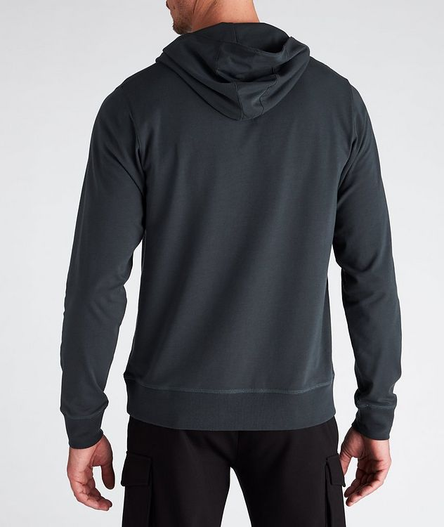 Stretch-Cotton Hoodie picture 3