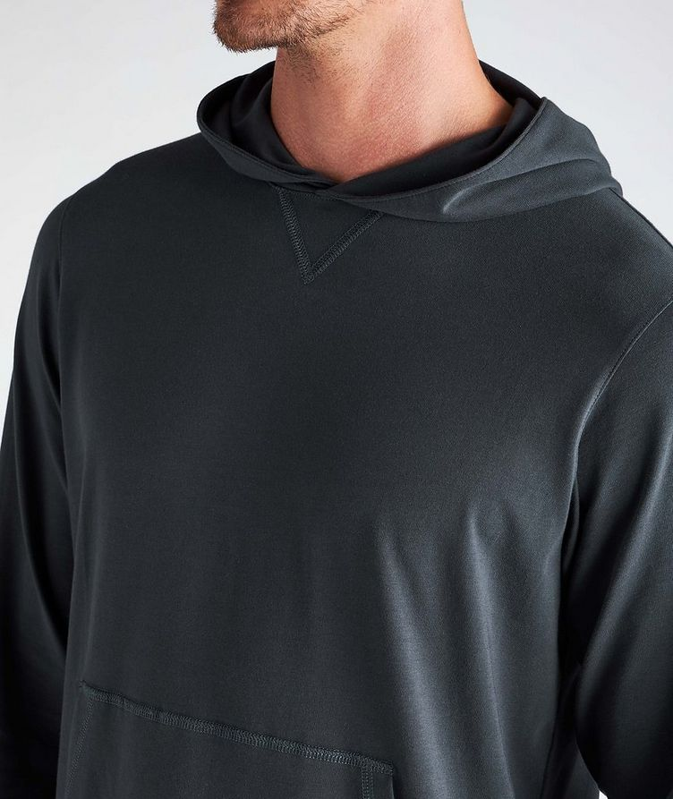 Stretch-Cotton Hoodie image 3