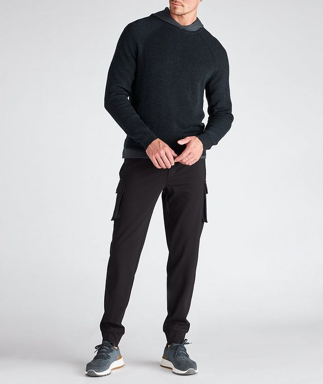 Stretch-Cotton Hoodie picture 5