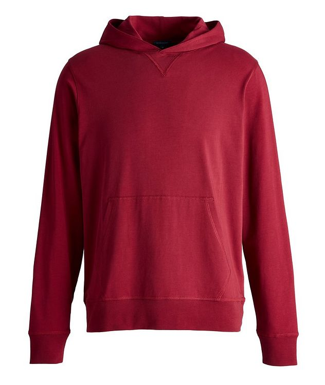 Stretch-Cotton Hoodie picture 1