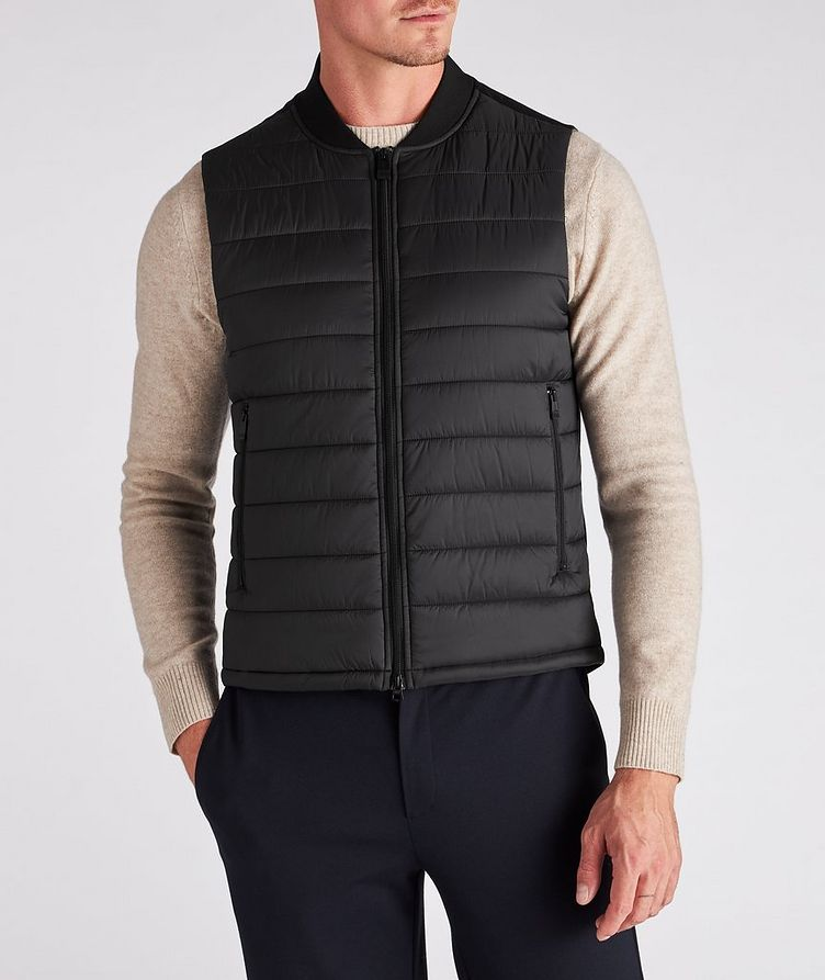 Technical Quilted Vest image 1