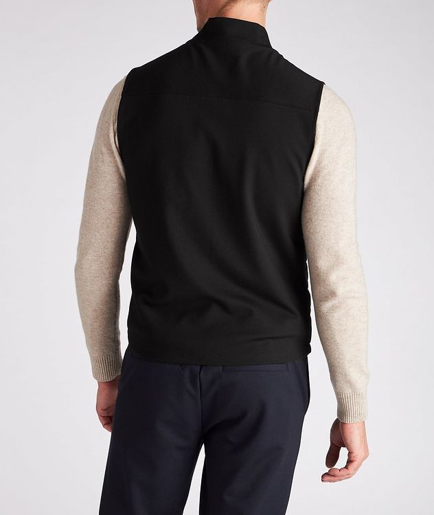 Technical Quilted Vest picture 3