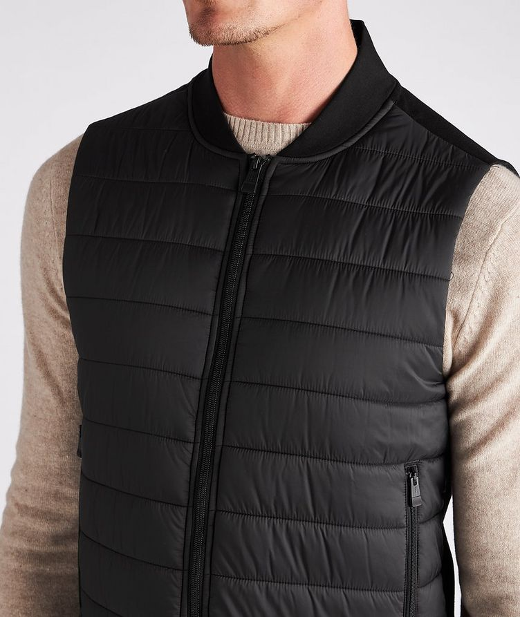 Technical Quilted Vest image 3
