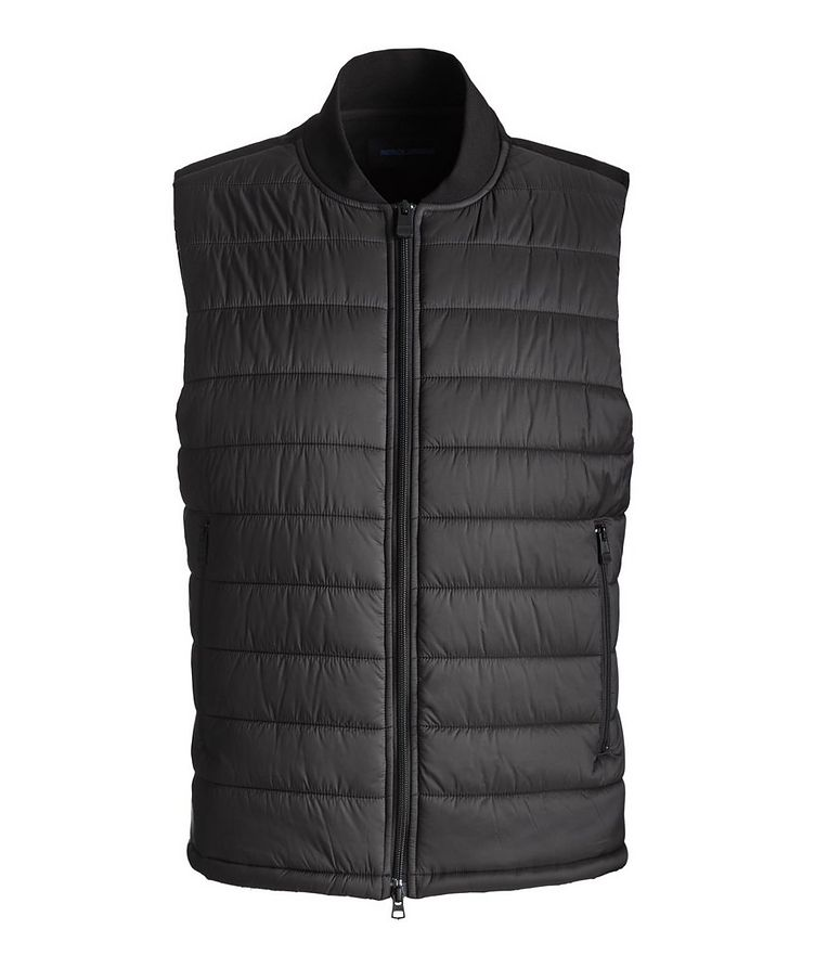 Technical Quilted Vest image 0