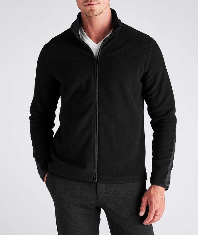 Zip-Up Polar Fleece Jacket picture 2
