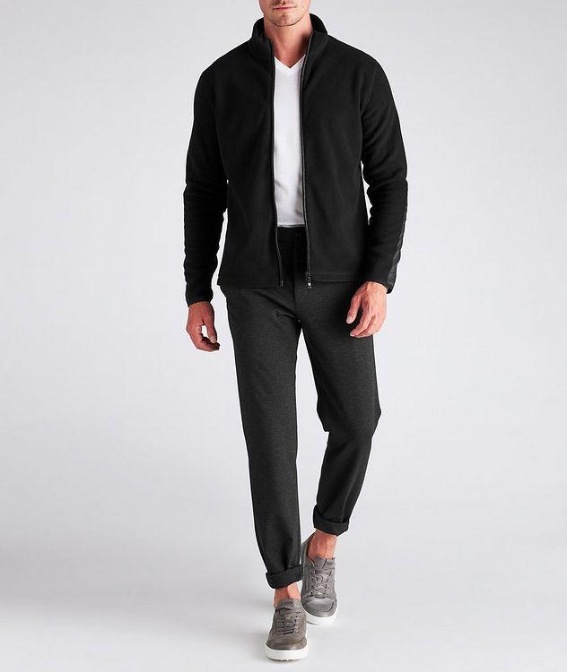 Zip-Up Polar Fleece Jacket picture 5