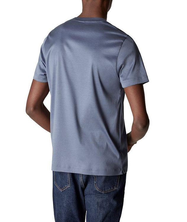 Slim Fit Jersey T-Shirt  picture 3