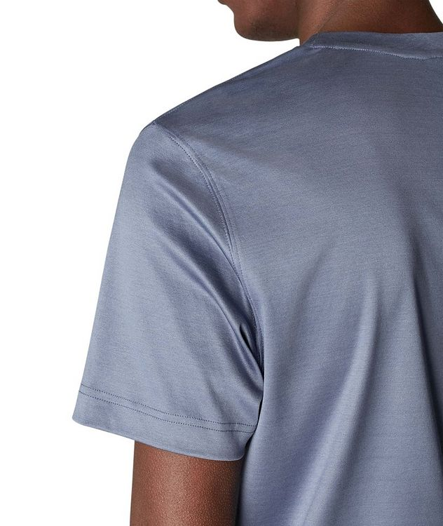 Slim Fit Jersey T-Shirt  picture 4