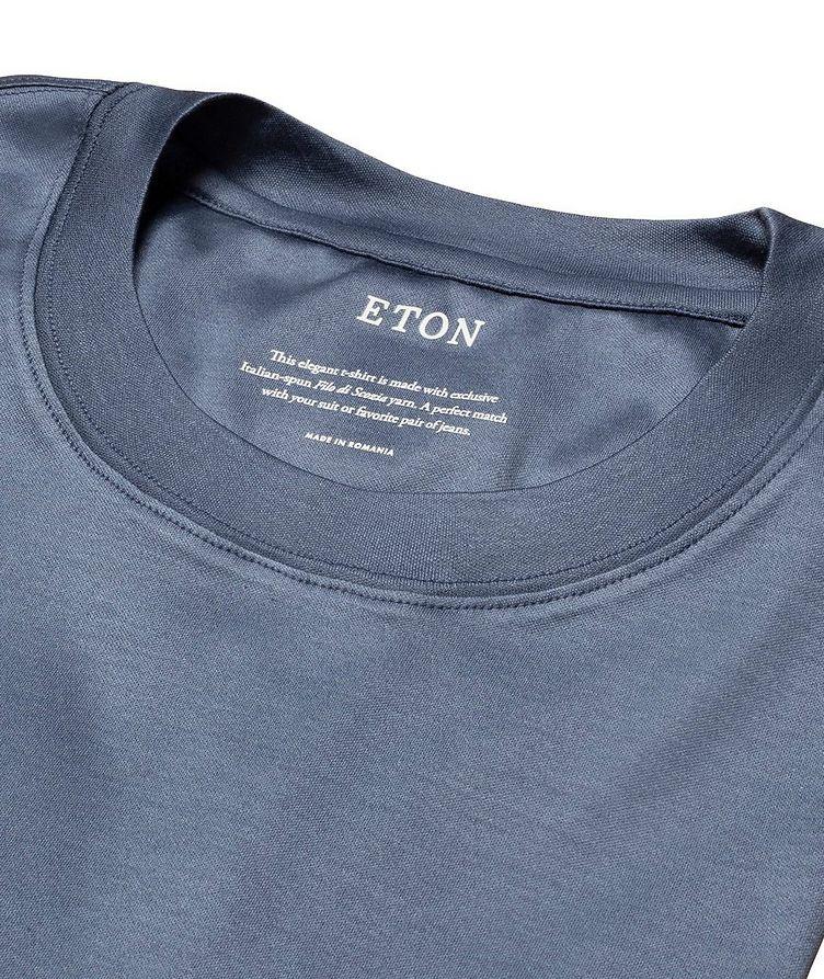 Slim Fit Jersey T-Shirt  image 4