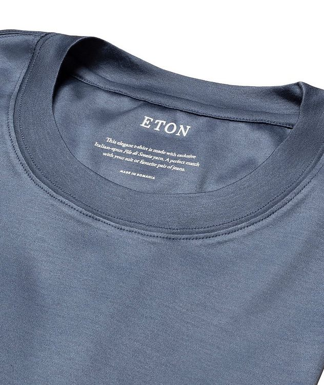 Slim Fit Jersey T-Shirt  picture 5